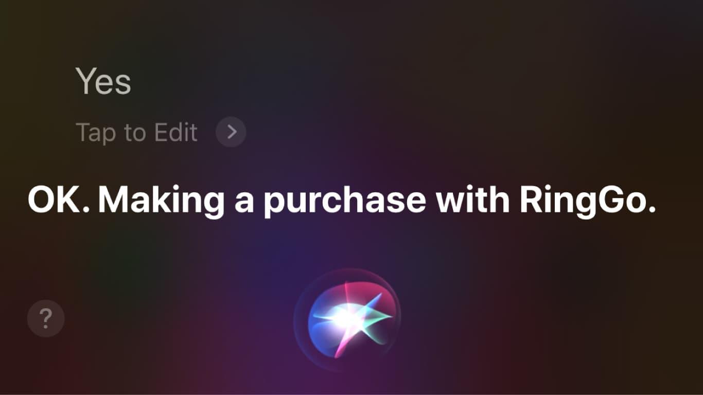 """Siri and Alexa come to RingGo – """"Tell me where to park"""""""