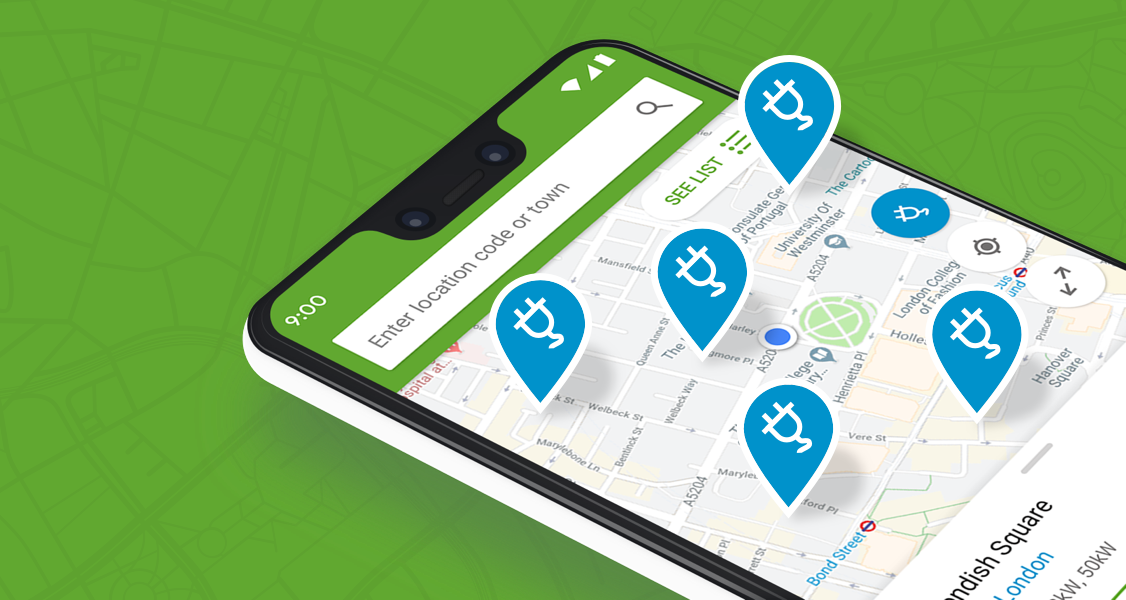 RingGo Launches In-App EV Charge Points