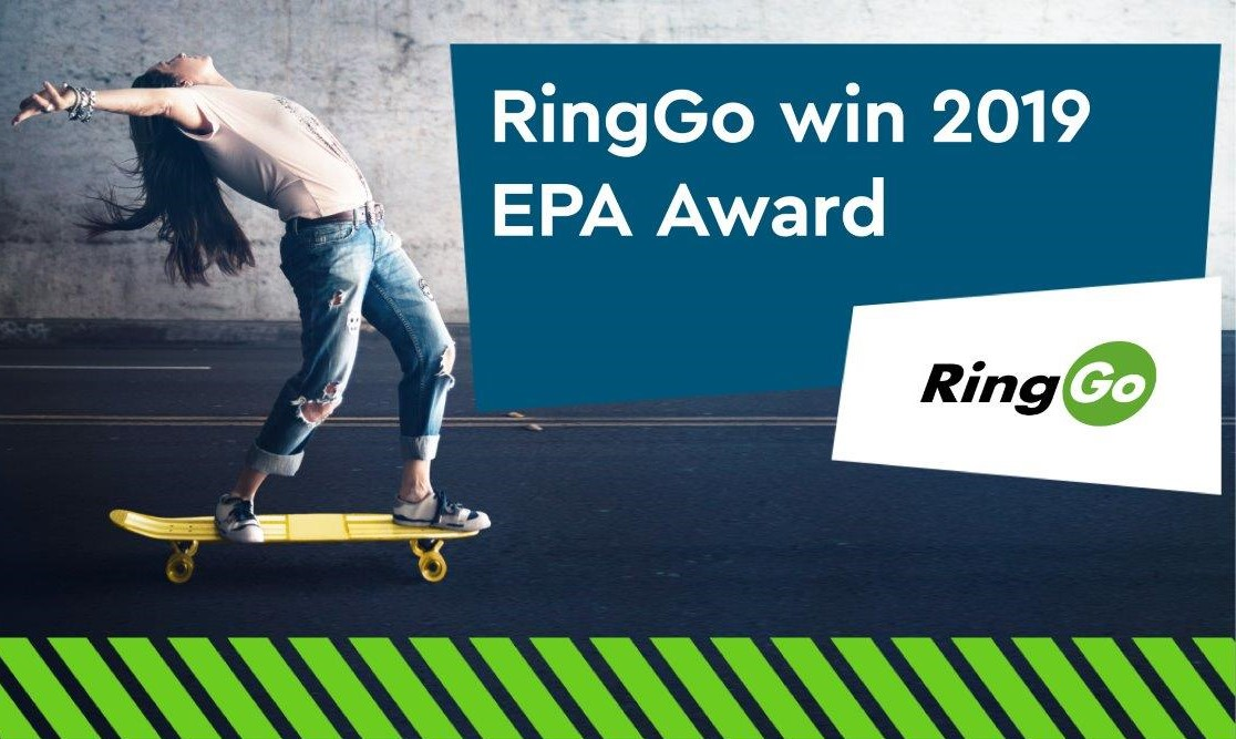 RingGo's Emissions Based Parking wins European Parking Award