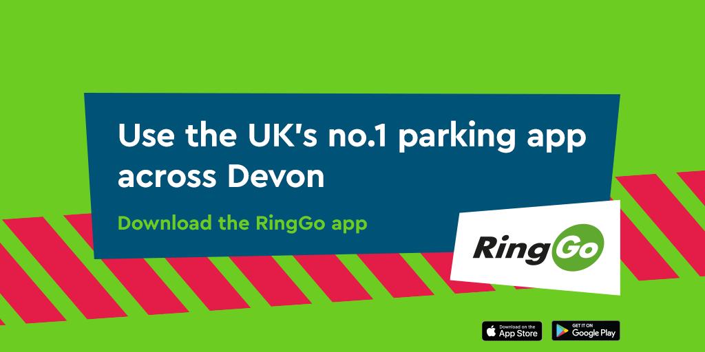 RingGo launches across Devon County Council