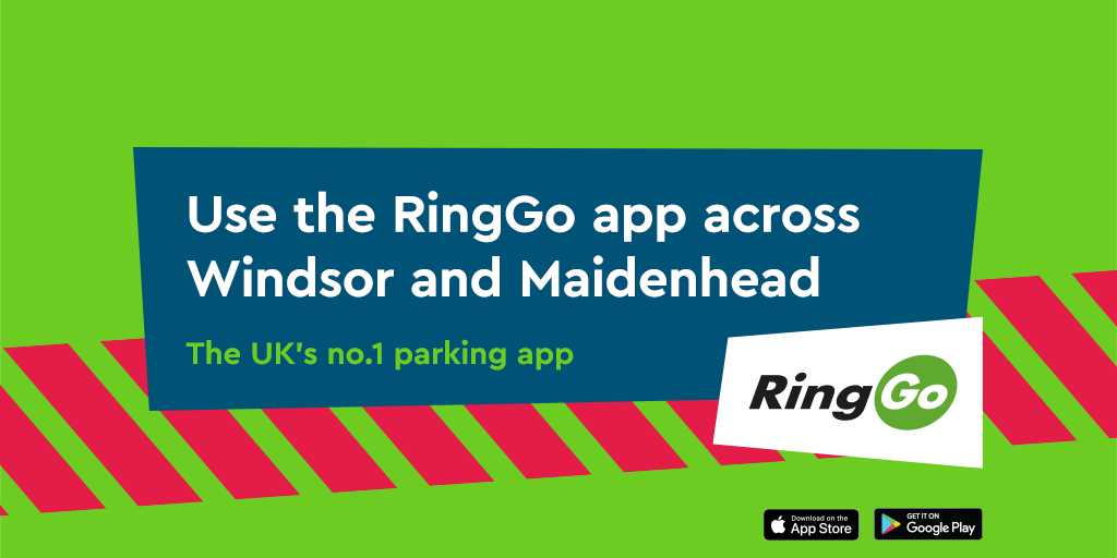 Pay for Parking in Windsor and Maidenhead with RingGo