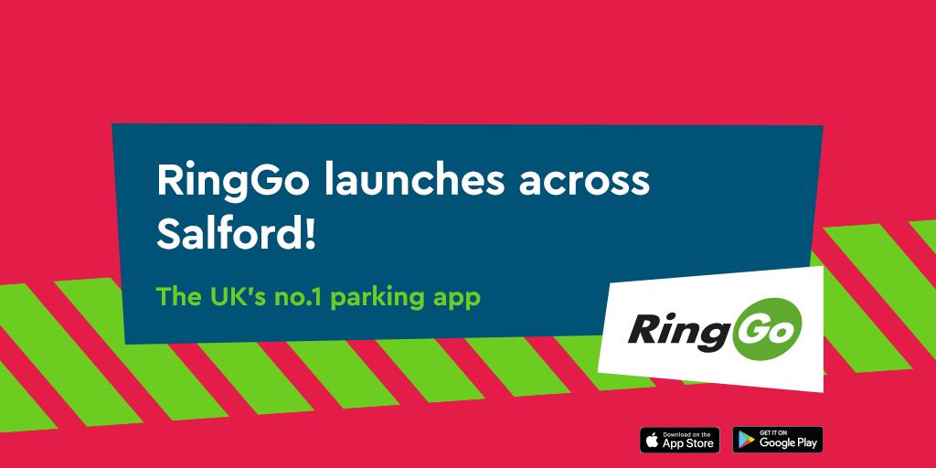 RingGo comes to Salford!