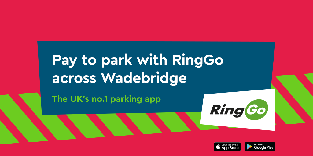Pay to park with RingGo across Wadebridge!