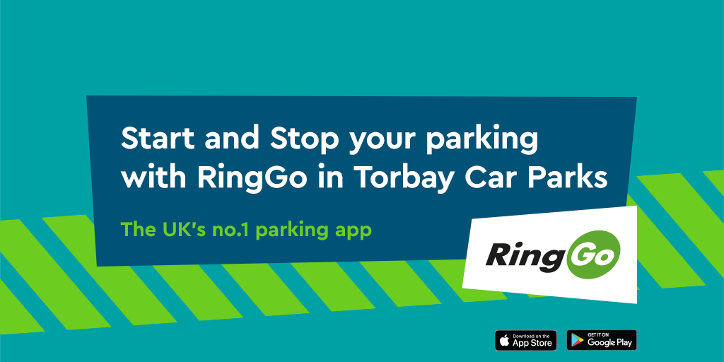 RingGo Start:Stop launches in Torbay