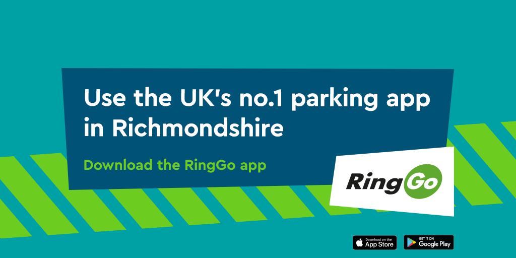 RingGo comes to Richmondshire!