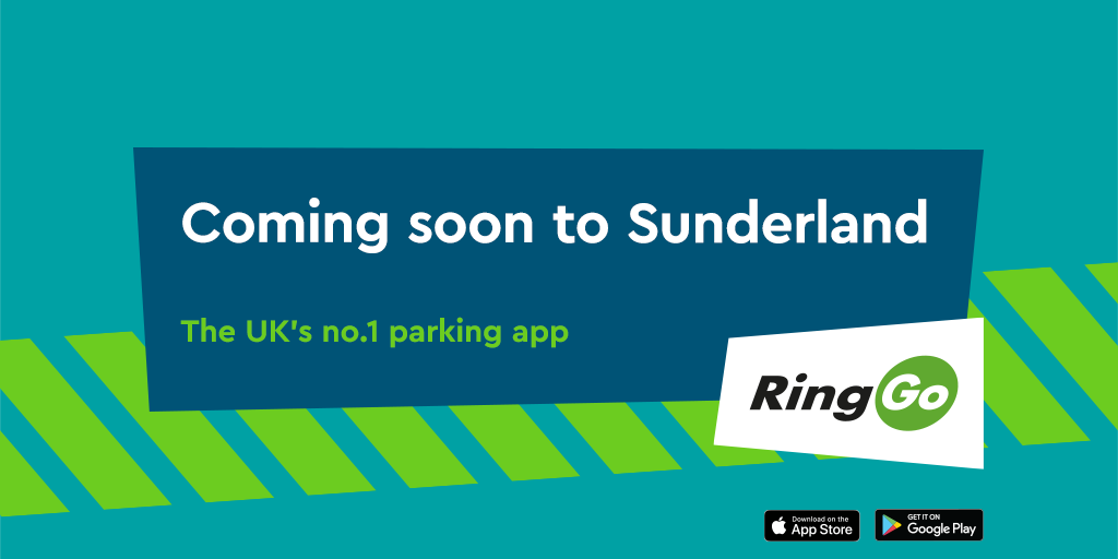 RingGo is coming to Sunderland