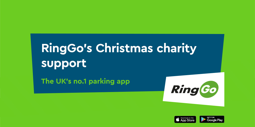 RingGo's Christmas charity donations