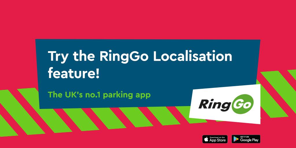 RingGo Localisation