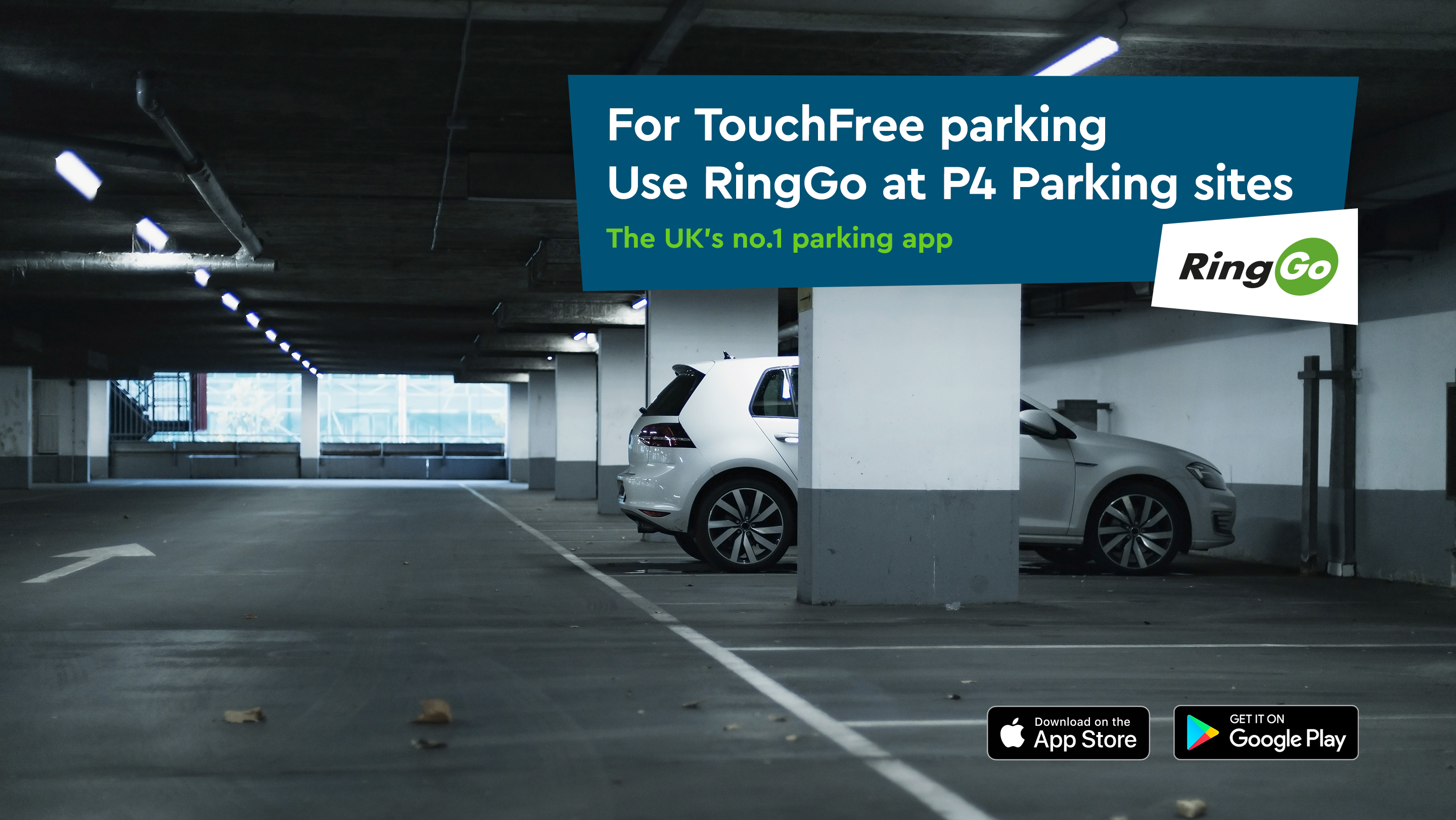 RingGo launches at P4 Parking sites