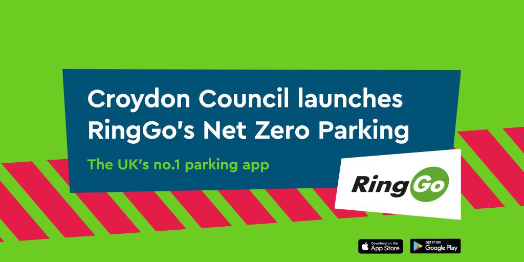 Croydon Council goes Net Zero with RingGo