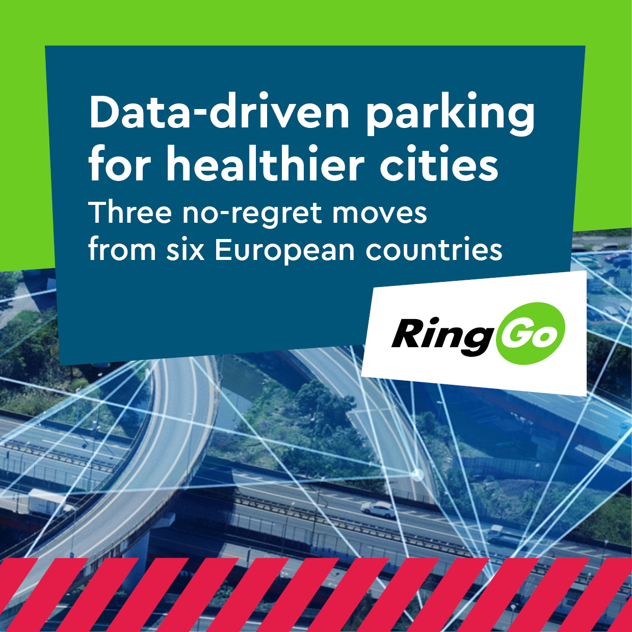 Data-driven parking for healthier cities