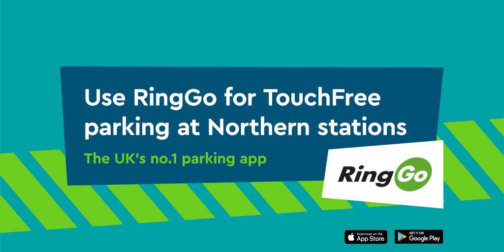 RingGo expands its Northern Trains offering