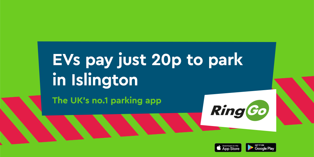 RingGo launches Net Zero Parking solution in Islington