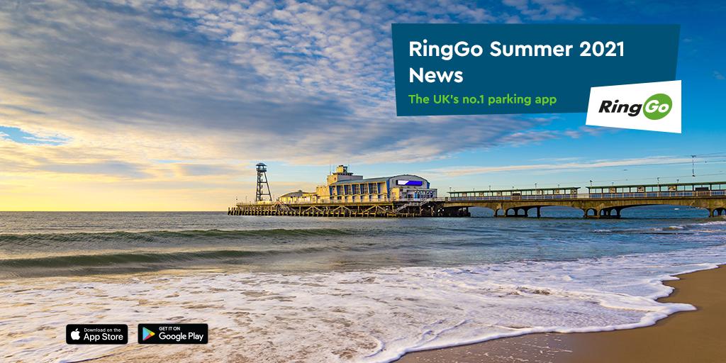 RingGo Summer 2021 News