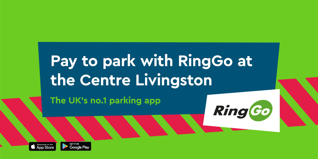 RingGo is now live at the Centre Livingston