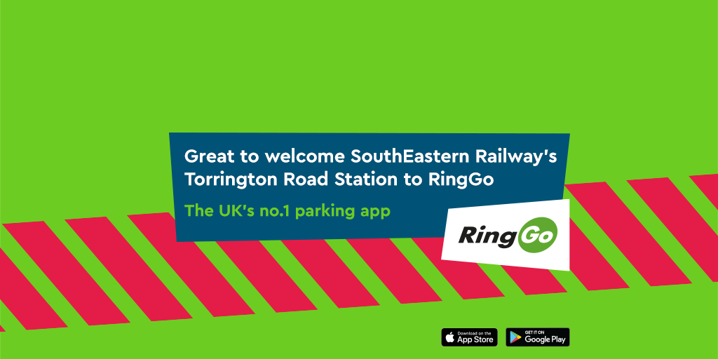 A new site for SouthEastern Railway