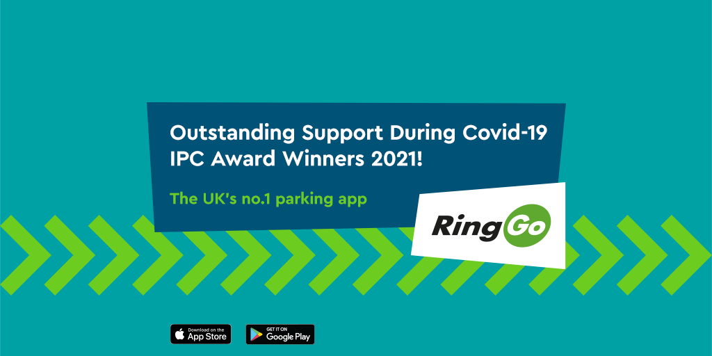 We're IPC Award Winners!